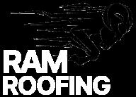 ram roofing no background black ram